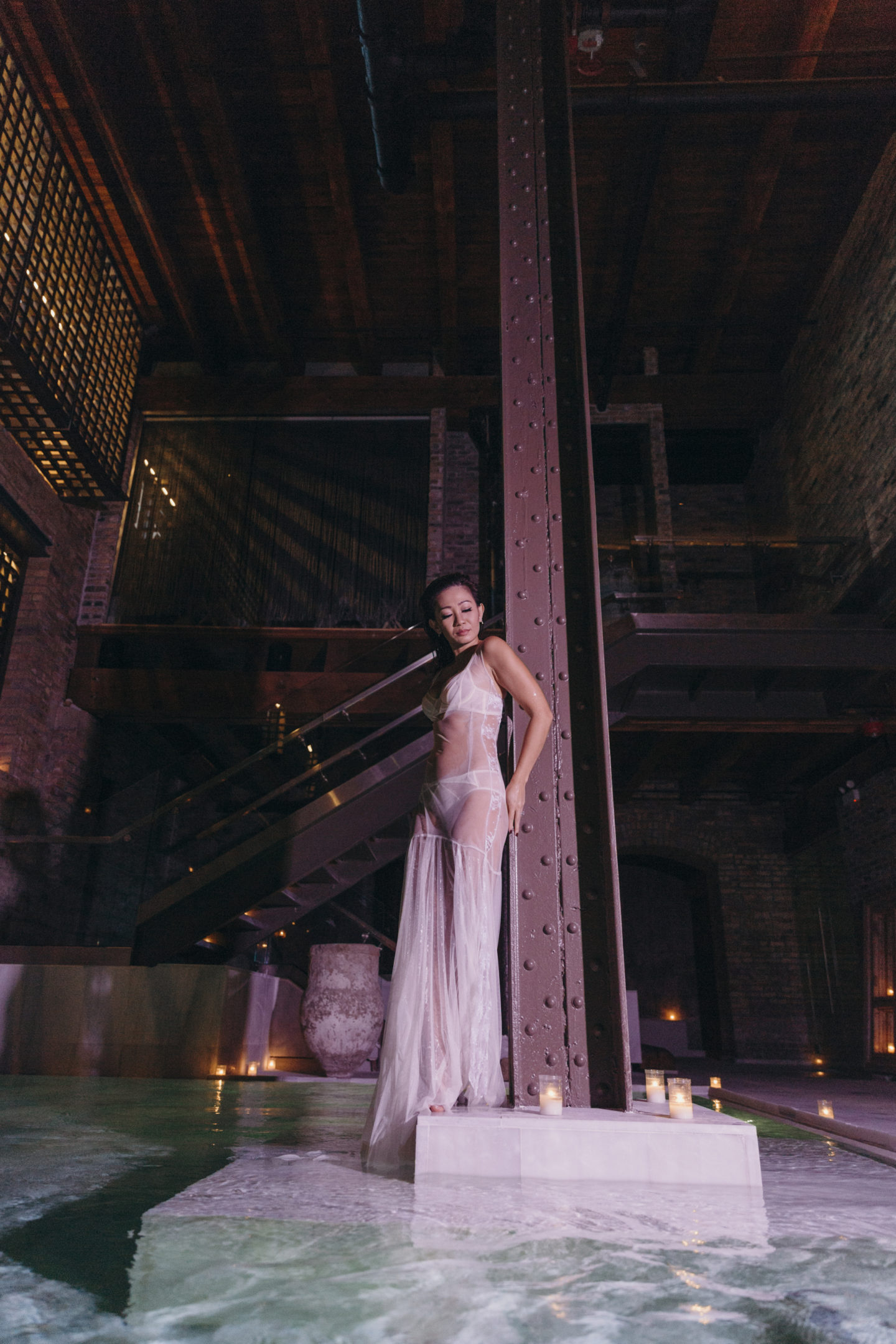 aire ancient baths photoshoot with alina tsvor